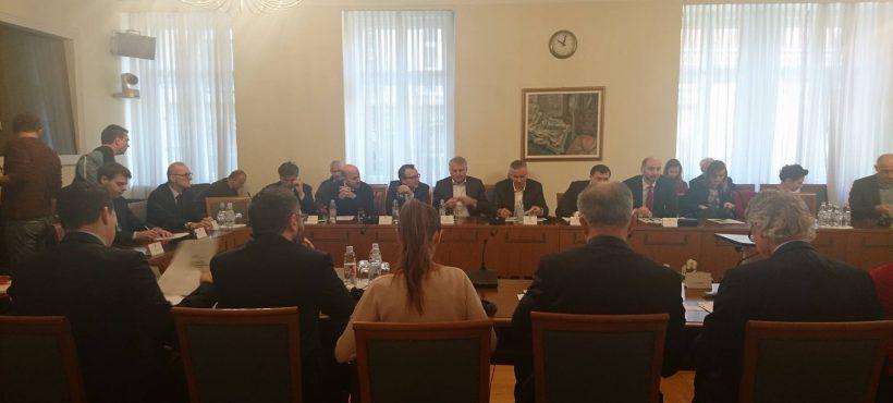 Sjednica saborskih odbora