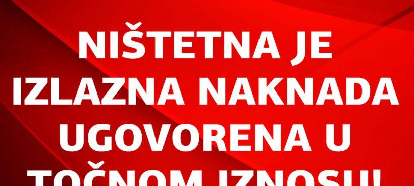VAŽNA PRAVOMOĆNA PRESUDA ŽUPANIJSKOG SUDA U SLAVONSKOM BRODU, GŽ-796/2020!