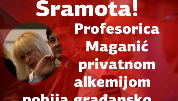 PRAVNOM FAKULTETU U ZAGREBU, STUDENTSKOM ZBORU PFZ-A, SVEUČILIŠTU U ZAGREBU I SVIM MEDIJIMA